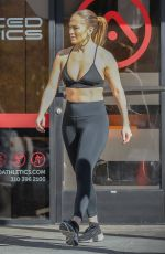JENNIFER LOPEZ at a Gym in Venice Beach 01/01/2019