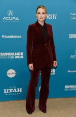 JENNIFER MORRISON at The Report Premiere at Sundance Film Festival 01/26/2019
