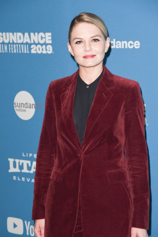 JENNIFER MORRISON at The Report Premiere at Sundance Film Festival 01/26/2019