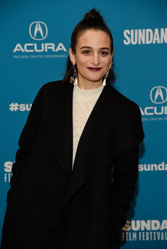 JENNY SLATE at The Sunlit Night Premiere at Sundance Film Festival 01/26/2019