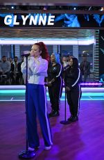 JESS GLYNNE Performs at Good Morning America 01/23/2019