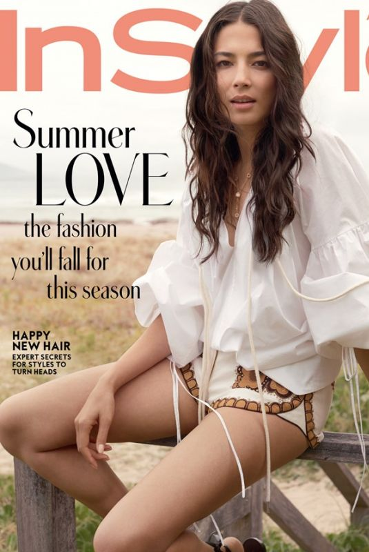 JESSICA GOMES for Instyle Magazine, Australia February 2019