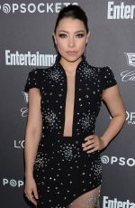 JESSICA PARKER KENNEDY at Entertainment Weekly Pre-sag Party in Los Angeles 01/26/2019
