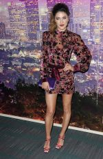 JESSICA SZOHR at LA Art Show Opening Night Gala 01/23/2019