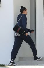 JESSIE J Out and About in Los Angeles 01/02/2019