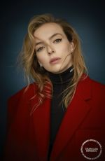 JODIE COMER for Wonderland Magazine, Winter 2018/19 Issue