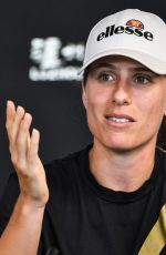 JOHANNA KONTA at 2019 Australian Open Media Day in Melbourne 01/12/2019