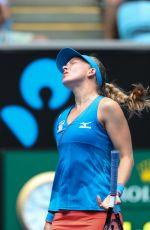 JOHANNA LARSSON at 2019 Australian Open at Melbourne Park 01/16/2019