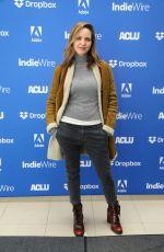 JORDANA SPIRO at Indiewire Sundance Studio in Park City 01/26/2019