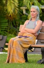 JOSS STONE on Vacation in Barbados 01/19/2019