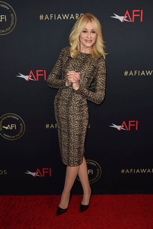 JUDITH LIGHT at 19th Annual Afi Awards Luncheon in Beverly Hills 01/04/2019