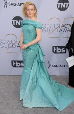 JULIA GARNER at Screen Actors Guild Awards 2019 in Los Angeles 01/27/2019