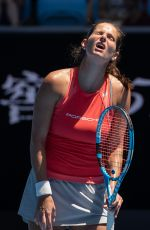 JULIA GOERGES at 2019 Australian Open at Melbourne Park 01/15/2019