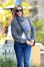 JULIA ROBERTS Out and About in Calabasas 01/19/2019