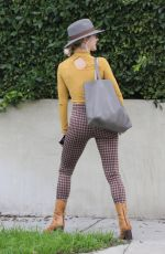 JULIANNE HOUGH Out and About in Los Angeles 01/20/2019
