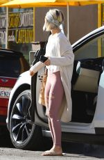 JULIANNE HOUGH Out in Los Angeles 01/26/2019