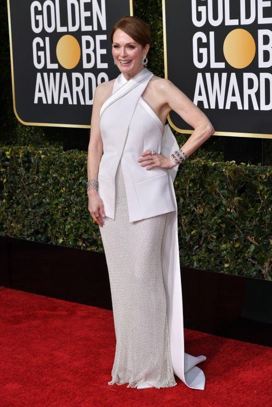 JULIANNE MOORE at 2019 Golden Globe Awards in Beverly Hills 01/06/2019