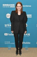 JULIANNE MOORE at After the Wedding Premiere at 2019 Sundance Film Festival 01/24/2019