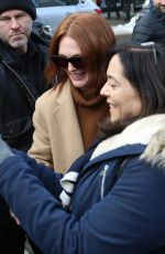 JULIANNE MOORE at Sundance Film Festival 01/25/2019