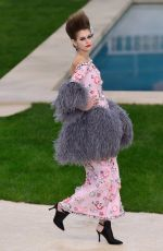 KAIA GERBER at Chanel Haute Couture Spring/Summer 2019 Show in Paris 01/21/2019