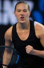 KAIA KANEPI at 2019 Australian Open at Melbourne Park 01/15/2019