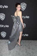 KAITLYN DEVER at Instyle and Warner Bros Golden Globe Awards Afterparty in Beverly Hills 01/06/2019