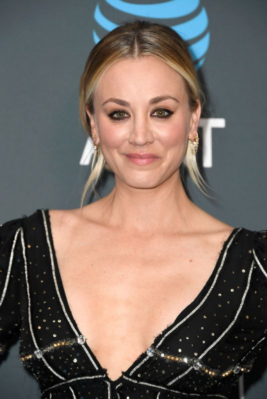 KALEY CUOCO at 2019 Citics