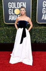 KALEY CUOCO at 2019 Golden Globe Awards in Beverly Hills 01/06/2019