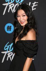 KARA WANG at Good Trouble Premiere in Los Angeles 01/08/2019