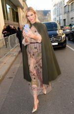 KARLIE KLOSS at Christian Dior Show at Paris Fashion Week 01/21/2019