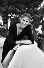 KAROLINA PLISKOVA - Black and White Photoshoot