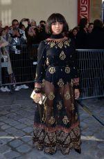 KAT GRAHAM at Christian Dior Show at Paris Fashion Week 01/21/2019