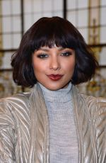 KAT GRAHAM at Jean-paul Gaultier Fashion Show in Paris 01/23/2019