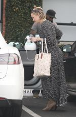 KATE HUDSON Out and About in Los Angeles 01/29/2019