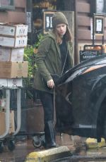 KATE MARA Out Shopping in Los Angeles 01/14/2019