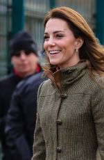 KATE MIDDLETON at King Henry