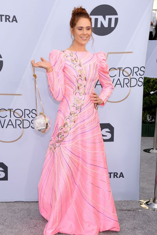 KATE NASH at Screen Actors Guild Awards 2019 in Los Angeles 01/27/2019
