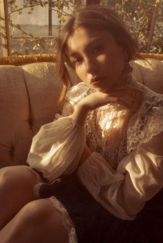 KATELYN NACON for The Glass Camera, 2019