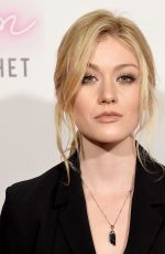 KATHERINE MCNAMARA at Anthem of a Teenage Prophet Premiere in Hollywood 01/10/2019