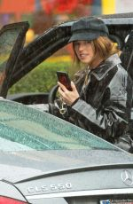 KATHERINE SCHWARZENEGGER Out for Lunch in Brentwood 01/14/2019