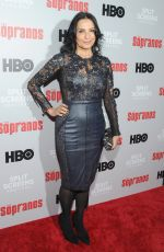 KATHRINE NARDUCCI at The Sopranos 20th Anniversary Panel in New York 01/09/2019