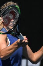 KATIE BOULTER at 2019 Australian Open Practice Session at Melbourne Park 01/13/2019
