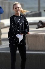KATIE BOULTER Out in Perth 01/02/2019