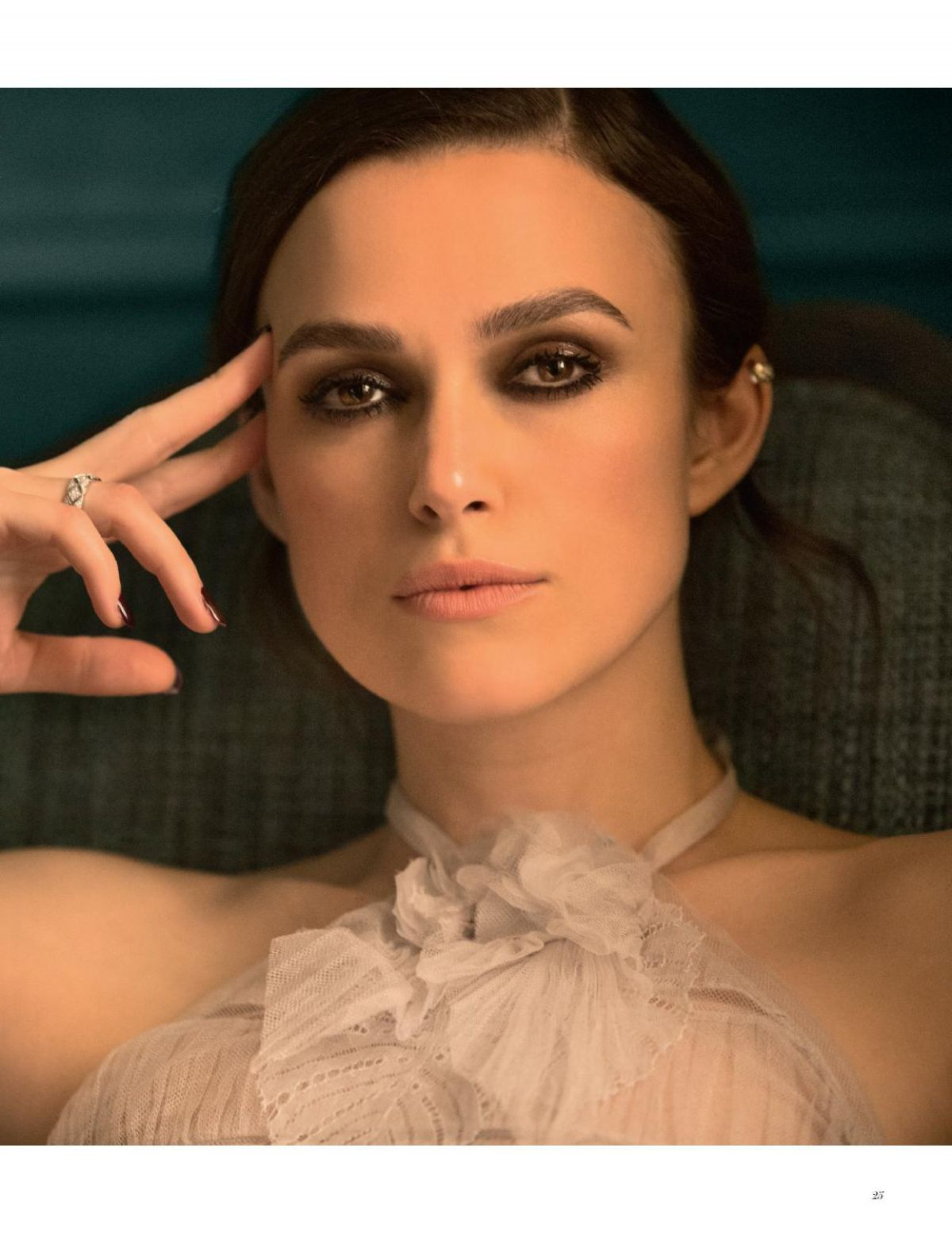 KEIRA KNIGHTLEY in The Glossary, Winter 2018/2019 – HawtCelebs