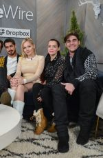 KELLI BERGLUND at Indiewire Studio by Dropbox at Sundance Film Festival 01/28/2019