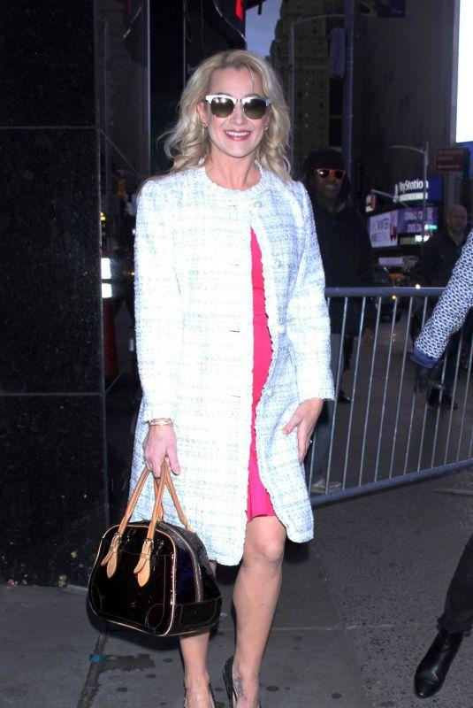 KELLIE PICKLER Arrives at Good Morning America in New York 01/10/2019
