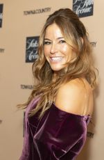 KELLY BENSIMON at Town & Country Jewelry Awards in New York 01/24/2019