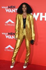 KELLY ROWLAND at What Men Want Premiere in Los Angeles 01/28/2019