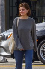 KERRIS DORSEY Out and About in West Hollywood 01/13/2019