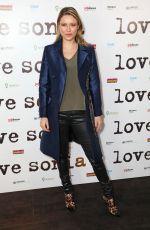 KIERA CHAPLIN at Love Sonia Premiere in London 01/23/2019